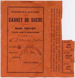 Haute garonne carnets de sucre for Chambre de sucre coupon code