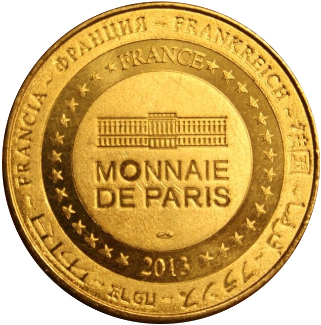 monnaie de paris en or